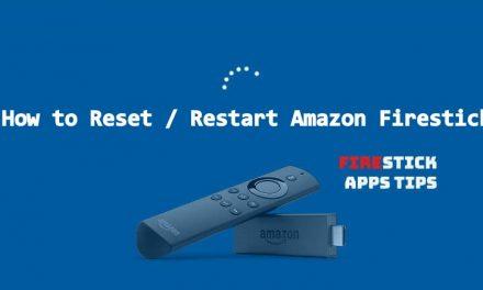 How To Reset Amazon Firestick / Fire TV Stick? [2020]