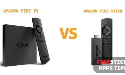 Amazon Fire TV Vs Fire Stick Comparison | Which one to choose?