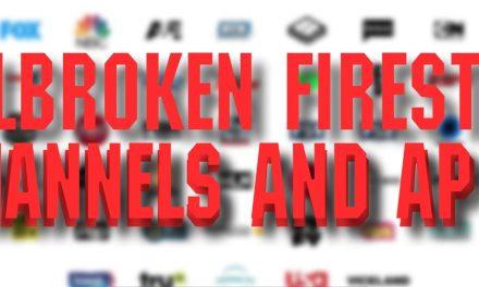 Best Jailbroken Firestick Channels and Apps [2020]