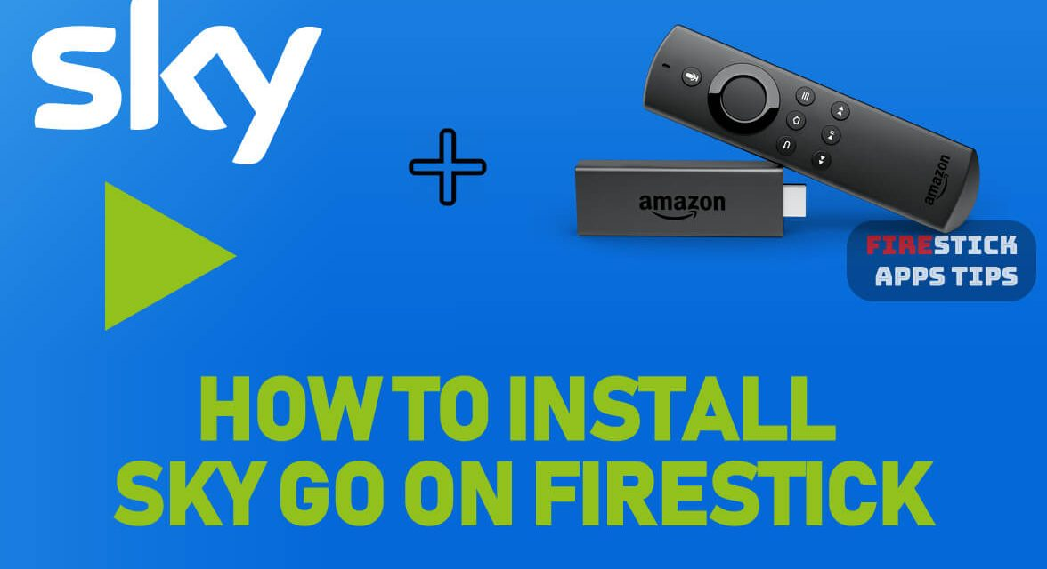 How to get sky go on smart tv