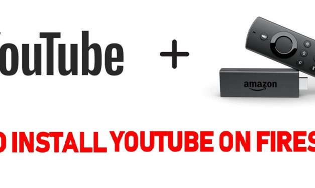 How to Install YouTube on Firestick / Fire TV 2020