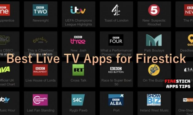 10 Best Live TV Apps for Firestick / Fire TV [2020] You Must Have