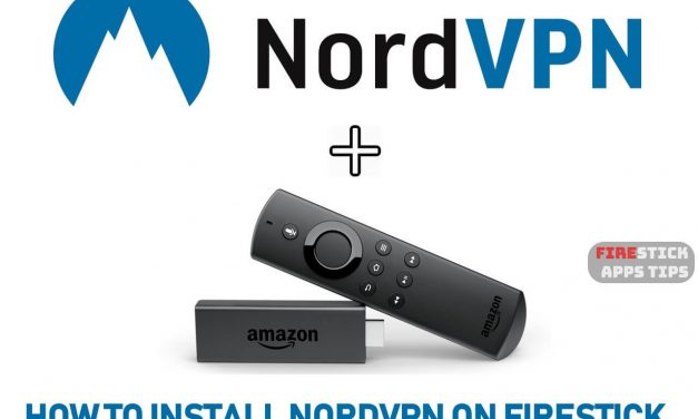 How to Download and Install NordVPN on Firestick / Fire TV 2020