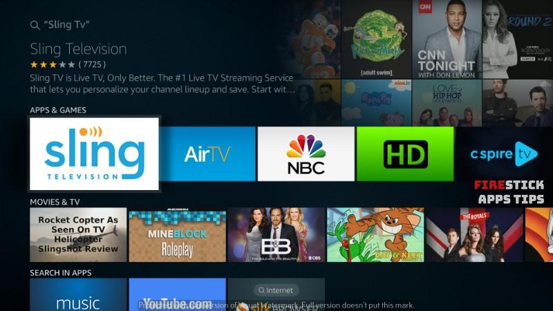 Sling TV on App store