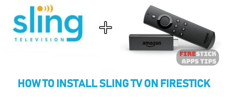 How to Download and Install Sling TV on Firestick / Fire TV [2021]