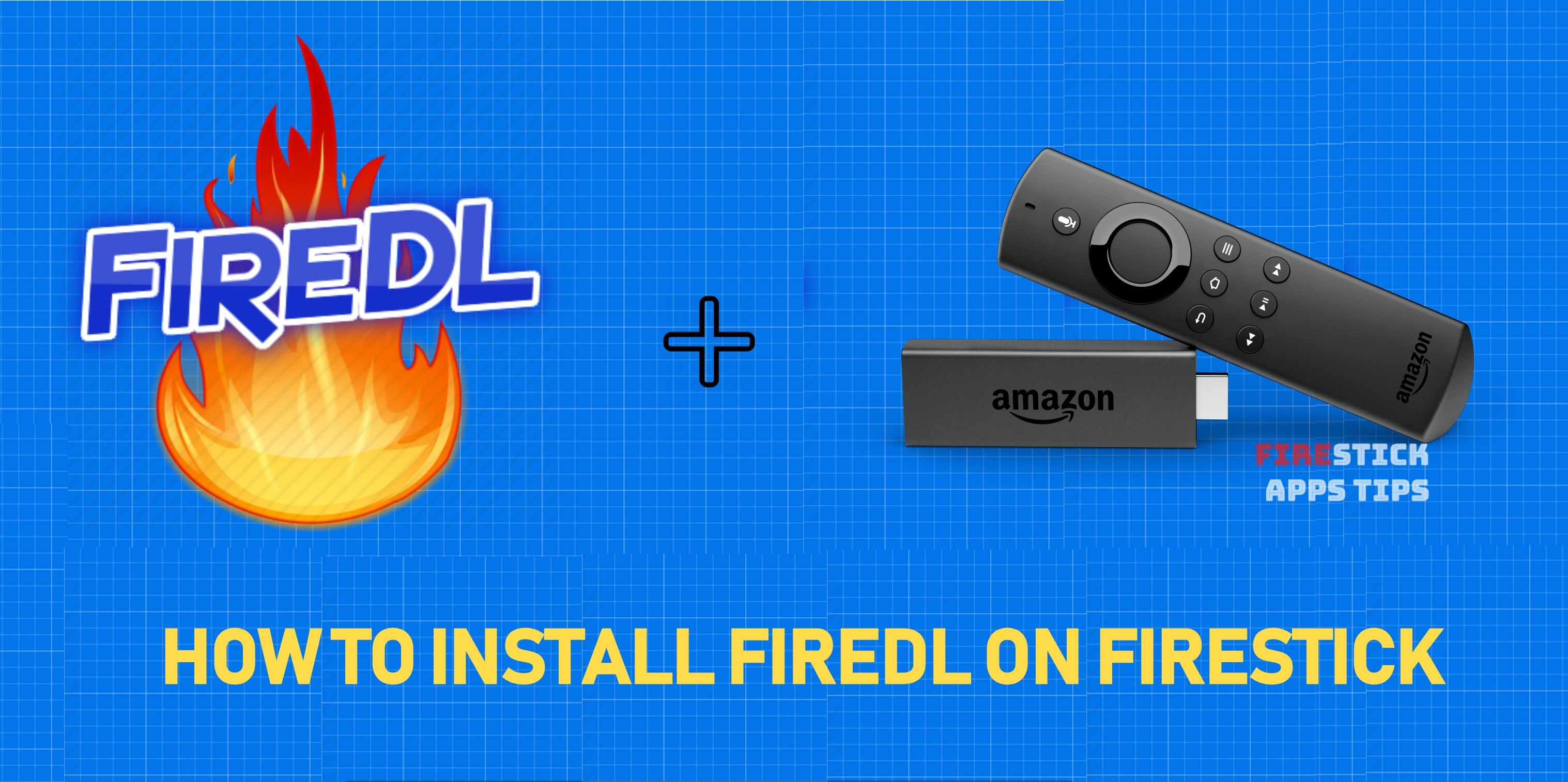 How to Download & Install FireDL on Firestick   Working FireDL Codes for Firestick Apps