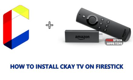 How to Install CKayTV on Firestick / Fire TV [2020]