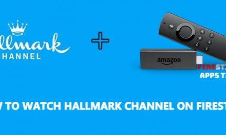 How to Install Hallmark Channel on Firestick [2021]