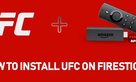 How to Install UFC on Firestick / Fire TV [2020]