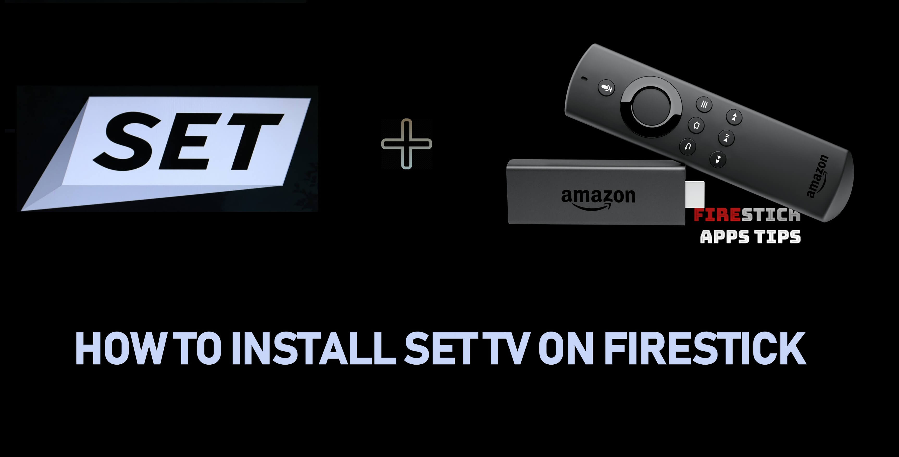 set tv firestick