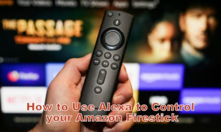 How to Control Amazon Firestick with Alexa?