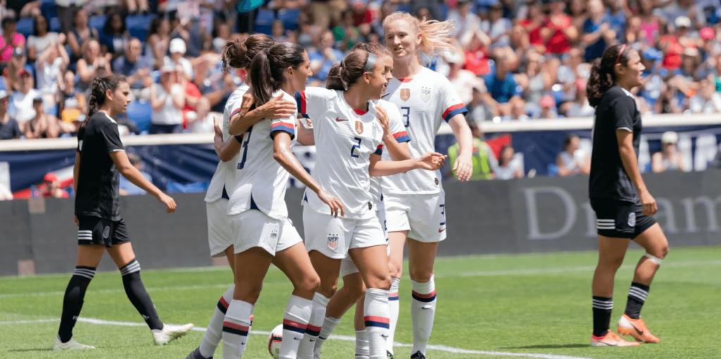 Watch Women's World Cup