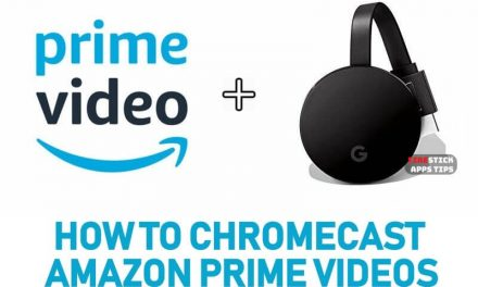 How to Chromecast Amazon Prime Videos
