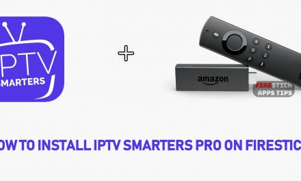 How to Install IPTV Smarters Pro on Firestick [2021]