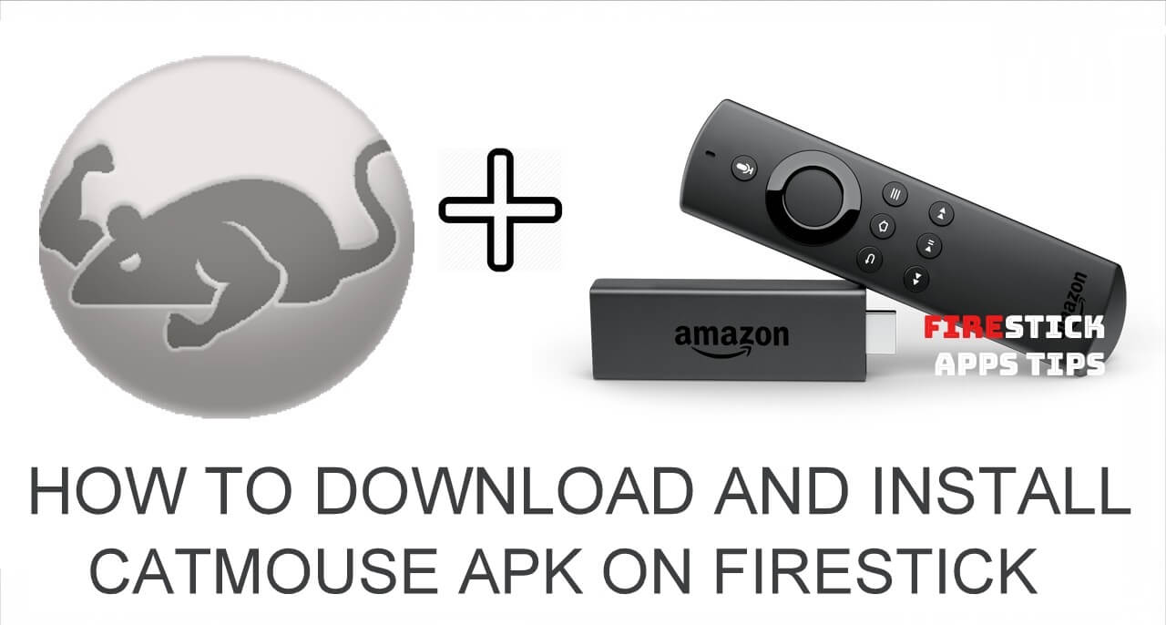 Catmouse Apk on Firestick