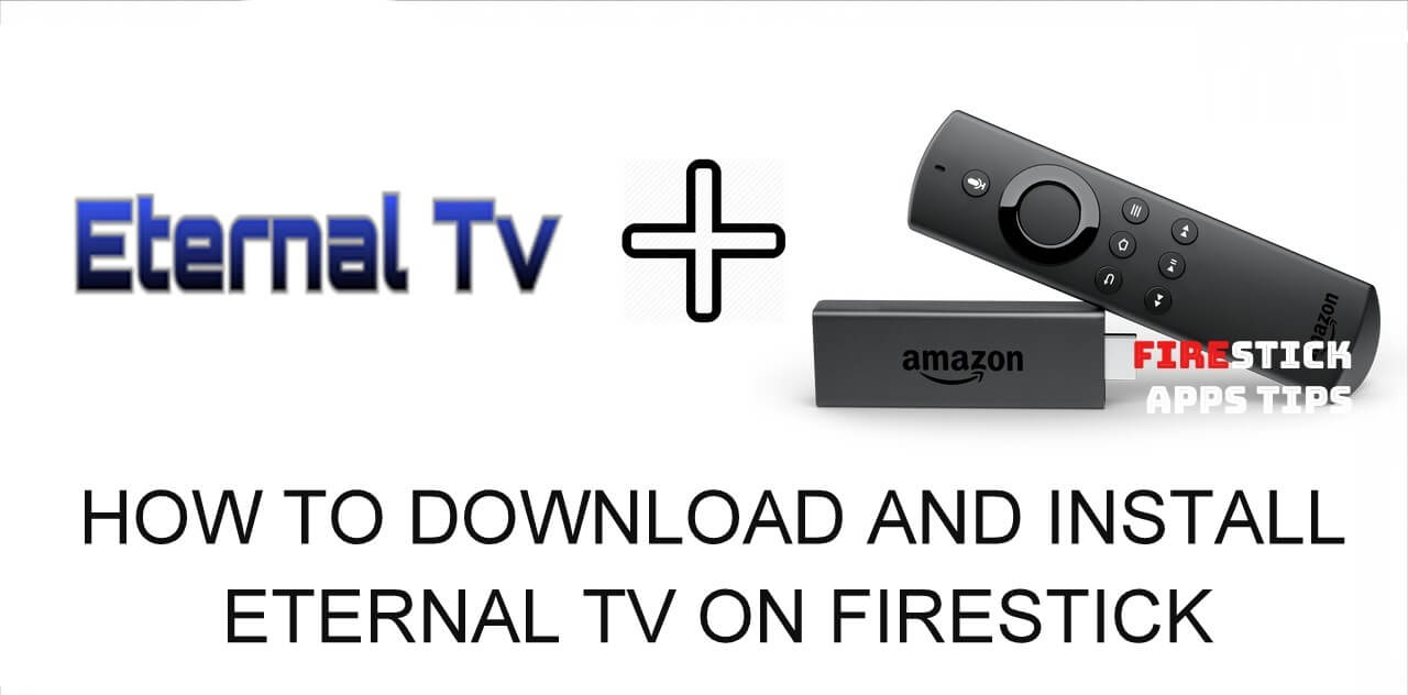 Eternal TV on Firestick