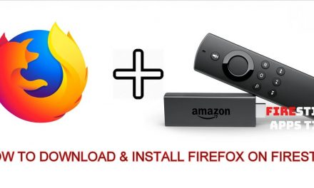 How to Download & Install Mozilla Firefox on Firestick / Fire TV 2020