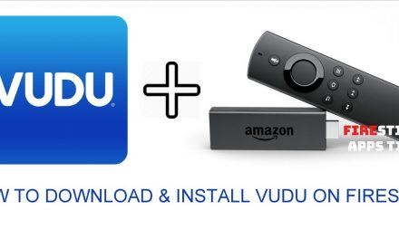 How to Download and Install Vudu on Firestick / Fire TV 2021