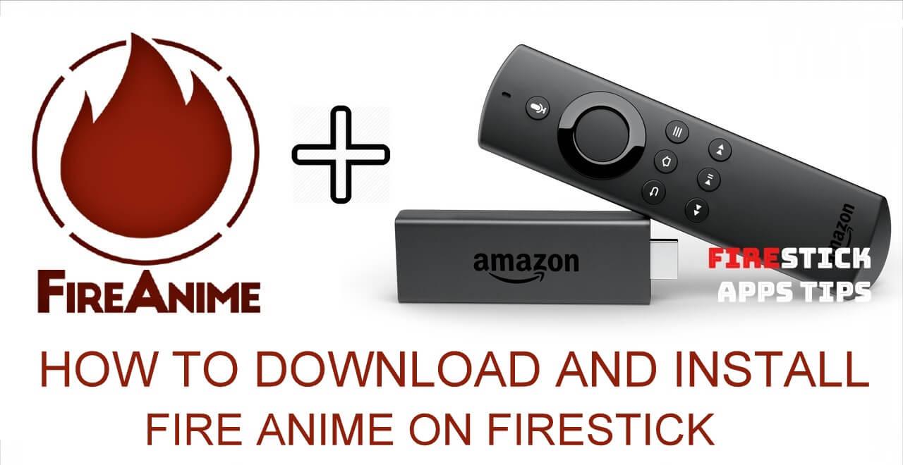 Fire Anime on Firestick