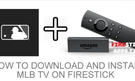How to Download and Install MLB TV on Firestick 2020