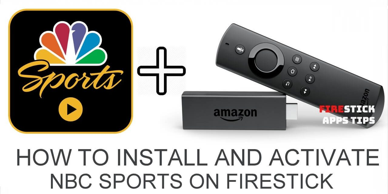 How to Install, Activate & Watch NBC Sports on Firestick / Android TV [2021]