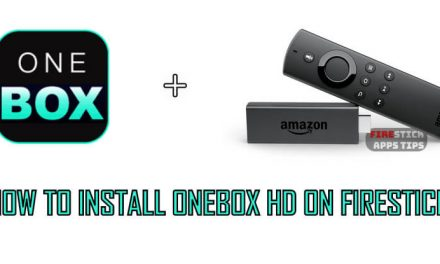 How to Install OneBox HD on Firestick / Fire TV [2020]