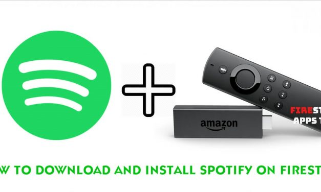 How to Download and Install Spotify on Firestick [2020]