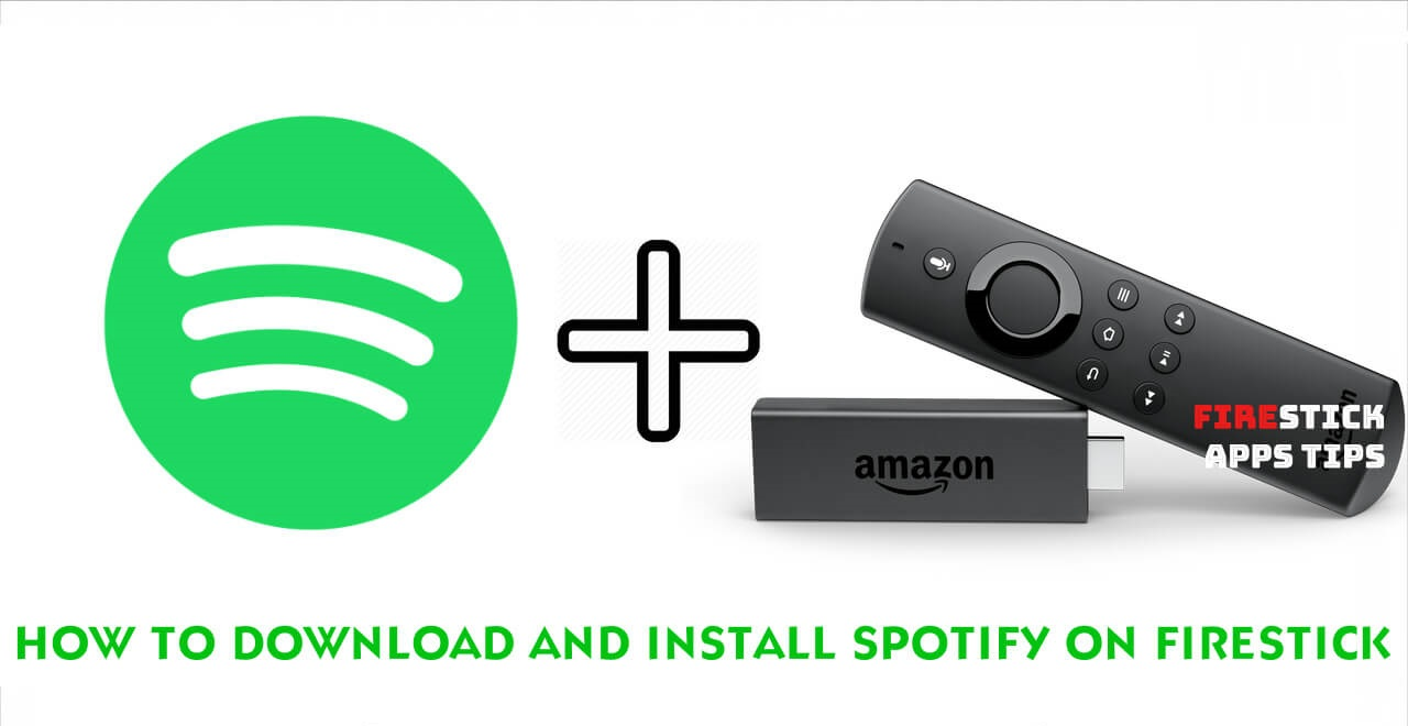 Spotify App on Firestick