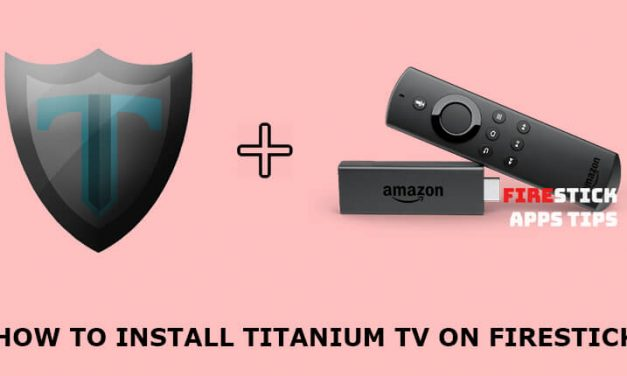 How to Download and Install Titanium TV on Firestick / Android TV Box