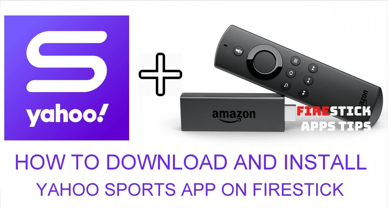 Yahoo Sports App on Firestick