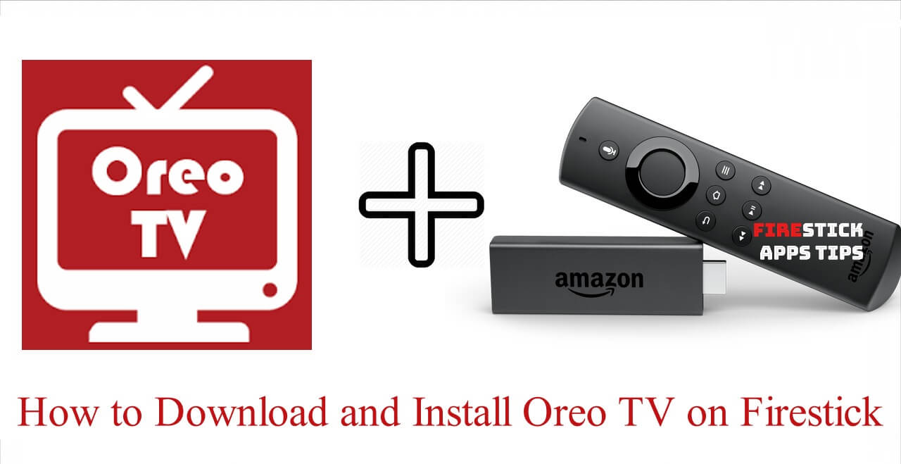 Download Oreo TV on firestick