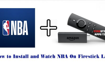 How to Install and Watch NBA On Firestick Live [2019]
