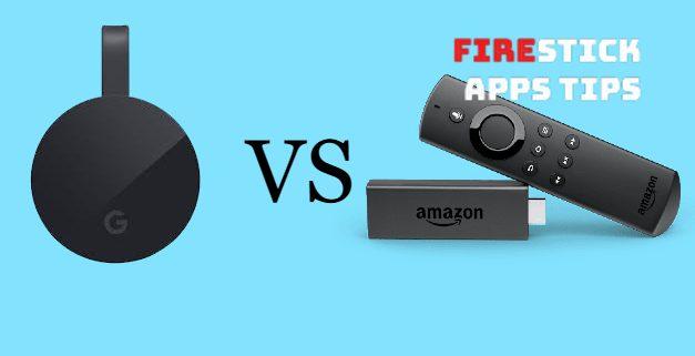Amazon Firestick VS Chromecast – Which One to Buy?