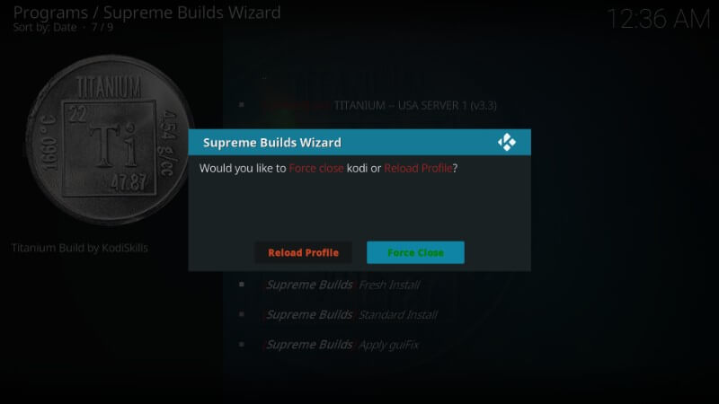 Supreme Build Wizard