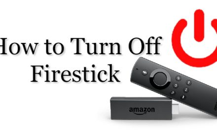 How to Turn off Firestick/Fire TV or Send to Sleep Mode