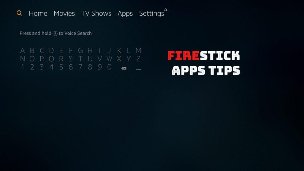 Firestick Search