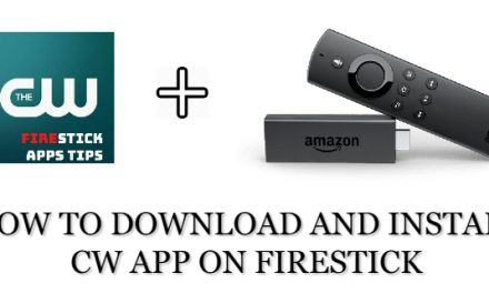 How to download and install cw app on firestick