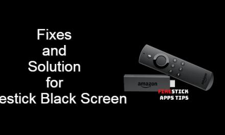 How to Fix amazon firestick black screen [4 Easy Ways]