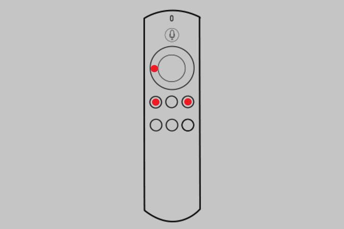 Previous Gen Remote