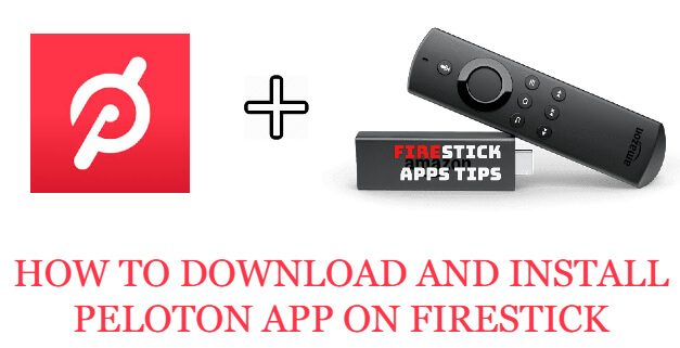 How to install the peloton app on firestick/ Fire TV
