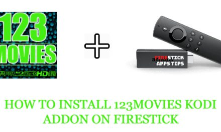 How to Install 123Movies Kodi Addon on Firestick