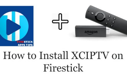How to Download and Install Xciptv Player on Firestick