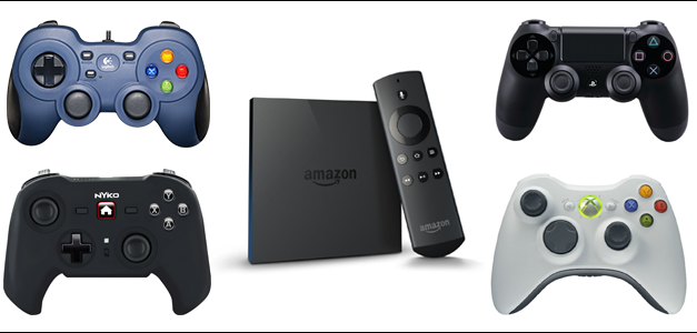 Best Game Controller for Fire Stick/Fire TV 2021