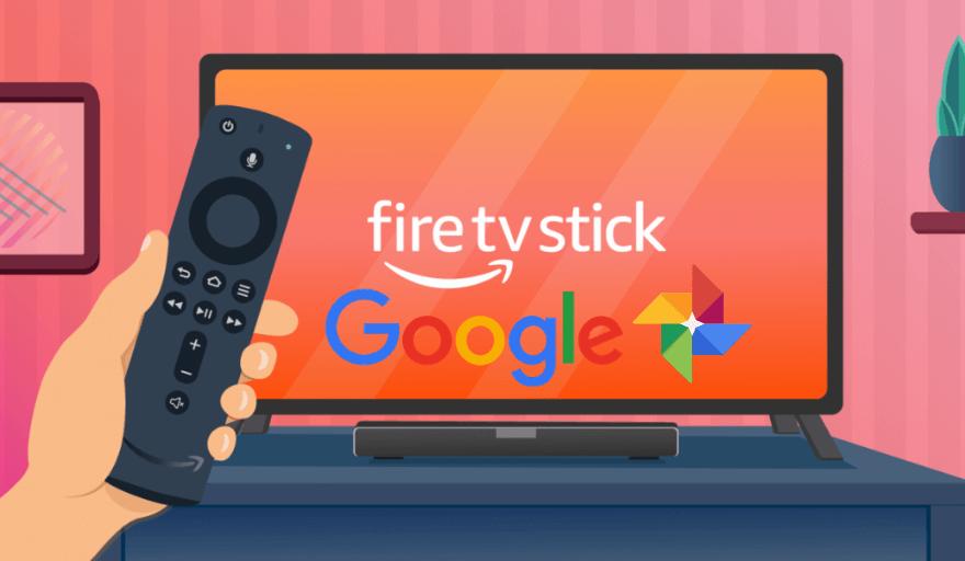 Install Google Photos on Firestick
