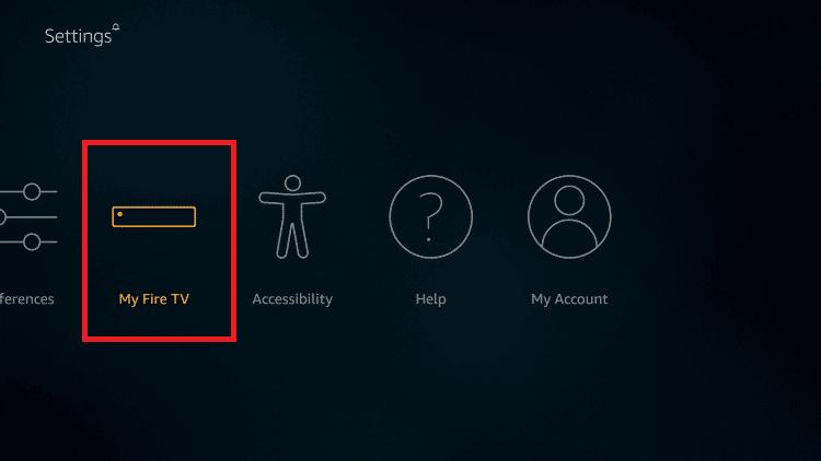 my fire tv - HOW TO INSTALL THUNDER VPN ON FIRESTICK