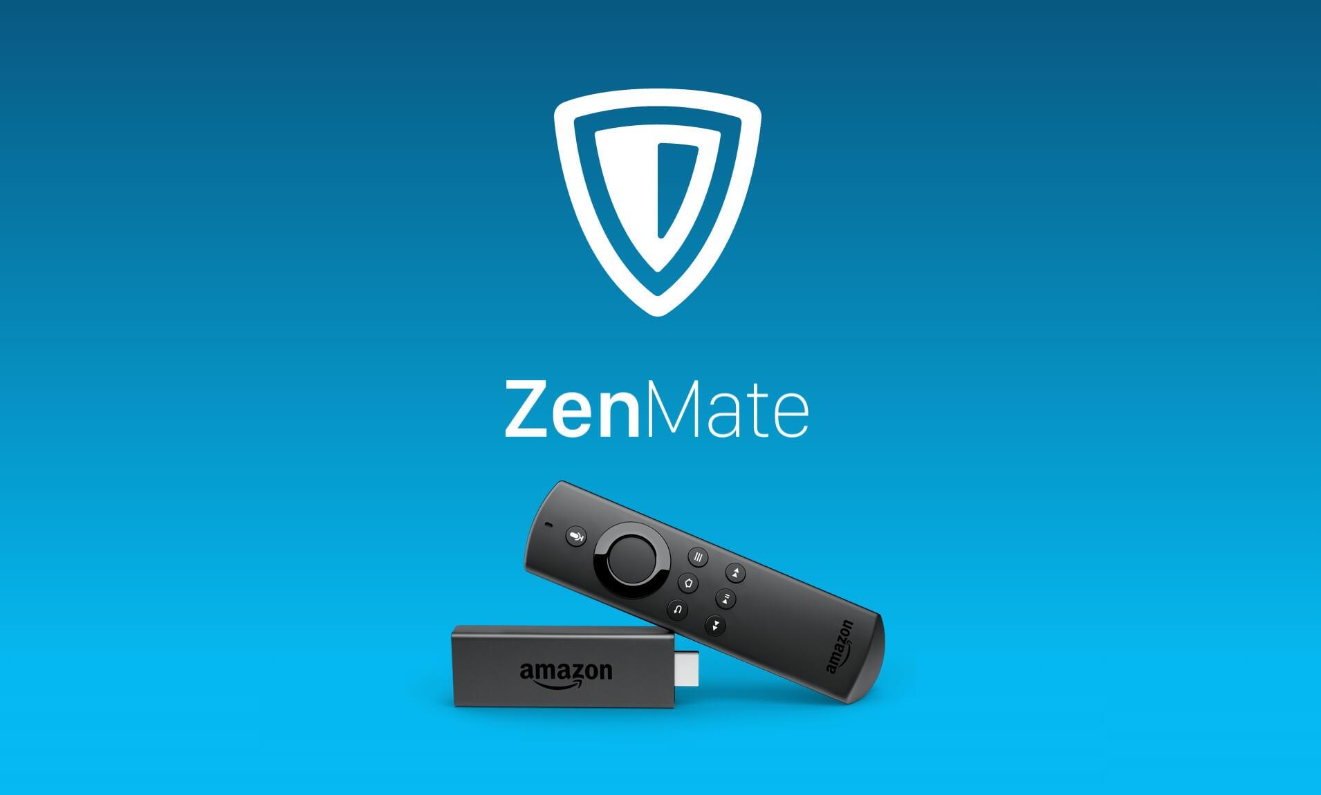 Zenmate VPN for Firestick