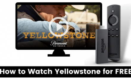 How to Watch Yellowstone For Free on Firestick / Fire TV