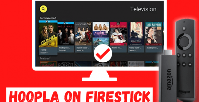How to Install Hoopla on Firestick | Watch Free Movies