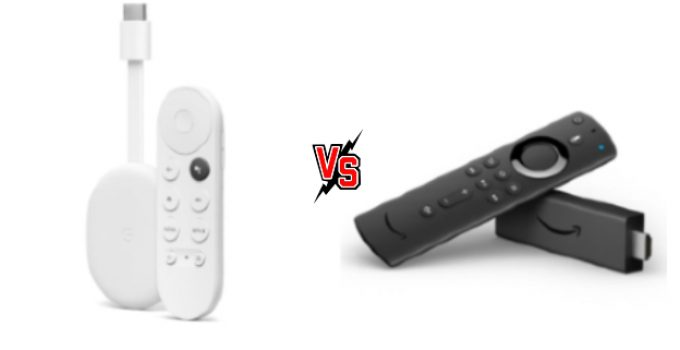 Google TV vs Firestick